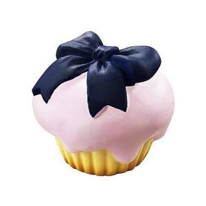 超低反発スクイーズ もっちりカップケーキ [6.リボン・チャーミング]【 ネコポス不可 】(RM) toysanta