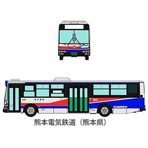 ザ・バスコレクション 第25弾 [2.熊本電気鉄道(熊本県)]【 ネコポス不可 】 toysanta