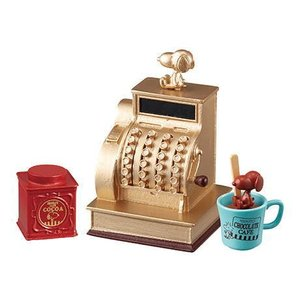 SNOOPY'S CHOCOLATE CAFE (スヌーピー チョコレートカフェ) [8.お持ち帰りのホットチョコ]【 ネコポス不可 】(RM)|toysanta