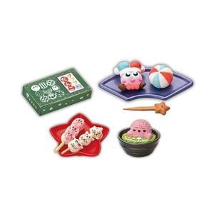 カービィのプププ茶屋 ふわふ和コレクション [5.いろんな子たちのおいしい和菓子]【ネコポス配送対応】(RM)|toysanta