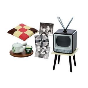 ぷちサンプルシリーズ なつかし横町3丁目 昭和30年代の物語 [4.テレビがうちにもやって来た]【 ネコポス不可 】(RM)|toysanta