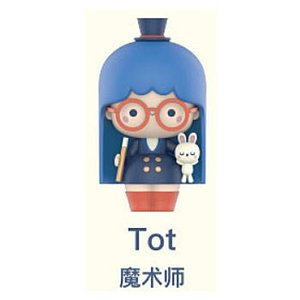 POPMART MOMIJI サーカスシリーズ [5.Tot]【 ネコポス不可 】|toysanta
