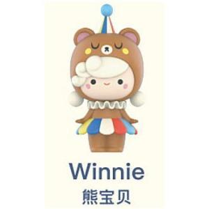 POPMART MOMIJI サーカスシリーズ [7.Winnie]【 ネコポス不可 】|toysanta