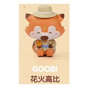 POPMART GOOBI THE KID FOX 子狐ちゃん達の夏の思い出シリーズ [5.GOOBI:B]【 ネコポス不可 】|toysanta