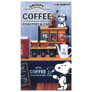 【全部揃ってます!!】スヌーピー SNOOPY COFFEE ROASTERY & CAFE (コーヒーロースタリー&カフェ) [全8種セット(フルコンプ)]【 ネコポス不可 】(RM)|トイサンタ PayPayモール店