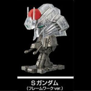 機動戦士ガンダム MACHINE HEAD2 [19.Sガンダム (フレームワークver.)]【ネコポス配送対応】