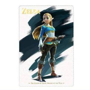 ゼルダの伝説 ブレスオブザワイルド カード&キャンディ [2.キャラクターカード2:ゼルダ]【ネコポス配送対応】|toysanta