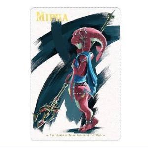 ゼルダの伝説 ブレスオブザワイルド カード&キャンディ [6.キャラクターカード6:ミファー]【ネコポス配送対応】|toysanta