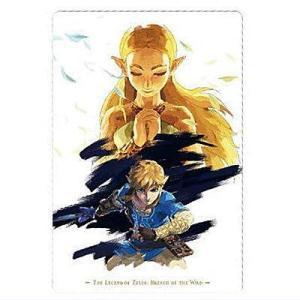 ゼルダの伝説 ブレスオブザワイルド カード&キャンディ [12.ビジュアルカード2]【ネコポス配送対応】|toysanta