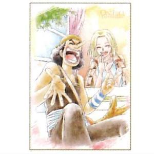 ワンピースウエハース our memories [4.メモリーズカード:ウソップ&カヤ]【ネコポス配送対応】 toysanta
