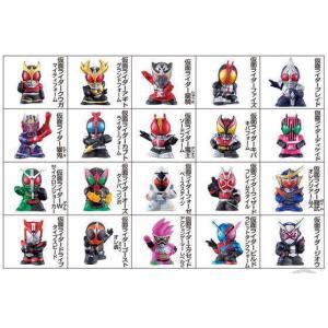 【全部揃ってます!!】平成仮面ライダーキッズ 20ライダー集結!!編 [全20種セット(フルコンプ)]【 ネコポス不可 】|toysanta|02