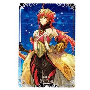 Fate/Grand Orderウエハース5 [2.N:セイバー ラーマ]【ネコポス配送対応】 toysanta