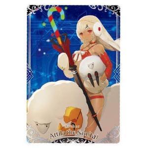 Fate/Grand Orderウエハース5 [4.N:アーチャー アルテラ・ザ・サン(タ)]【ネコポス配送対応】 toysanta