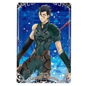 Fate/Grand Orderウエハース5 [5.N:ランサー ディルムッド・オディナ]【ネコポス配送対応】 toysanta