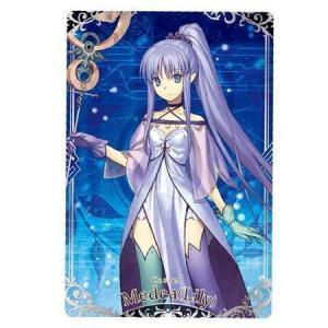 Fate/Grand Orderウエハース5 [8.N:キャスター メディア(リリィ)]【ネコポス配送対応】 toysanta