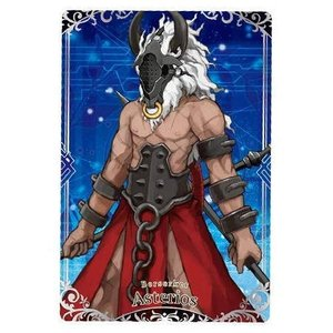 Fate/Grand Orderウエハース5 [11.N:バーサーカー アステリオス]【ネコポス配送対応】 toysanta
