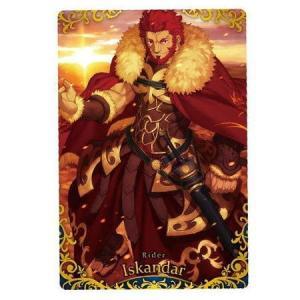 Fate/Grand Orderウエハース5 [23.SR:ライダー イスカンダル]【ネコポス配送対応】 toysanta
