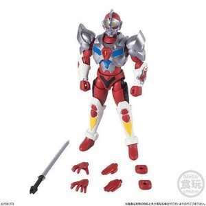 スーパーミニプラ 電光超人グリッドマン [1.グリッドマン]【 ネコポス不可 】|toysanta