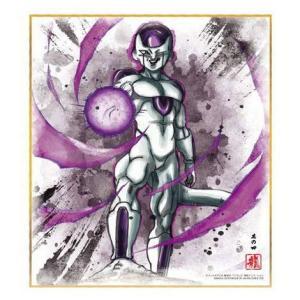 ドラゴンボール 色紙ART7 [4.フリーザ(最終形態)]【ネコポス配送対応】|toysanta