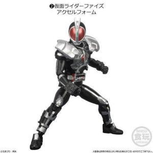 SHODO-X 仮面ライダー2 [2.仮面ライダーファイズ アクセルフォーム]【 ネコポス不可 】 toysanta