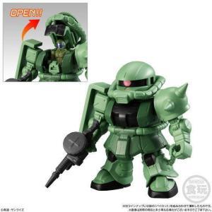 機動戦士ガンダム マイクロウォーズ [4.ザクII]【 ネコポス不可 】|toysanta