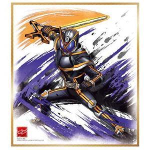 仮面ライダー 色紙ART3 [43.仮面ライダーカイザ]【ネコポス配送対応】|toysanta