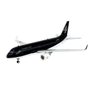 日本のエアライン3 ぼくは航空管制官 [1.スターフライヤー(Airbus A320)1/300]【...