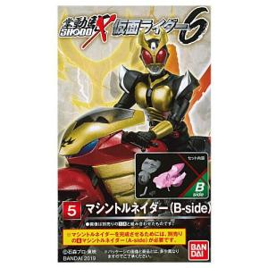 SHODO-X 仮面ライダー6 [5.マシントルネイダー(B-Side)]【 ネコポス不可 】 toysanta