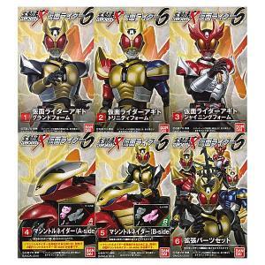 【全部揃ってます!!】SHODO-X 仮面ライダー6 [全6種セット(フルコンプ)]【 ネコポス不可 】 toysanta