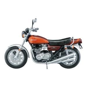 1/24スケール ヴィンテージバイクキット Vol.8 KAWASAKI 900Super4/750RS [1.Z1 1972年 US仕様 キャンディートーンブラウン]【 ネコポス不可 】【C】