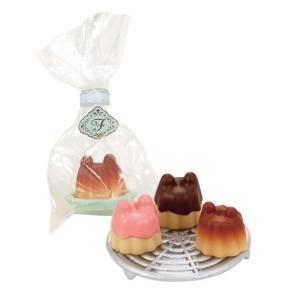 シルバニアファミリー こだわりパティシエのケーキ屋さん [3.くまカヌレセット]【ネコポス配送対応】|toysanta