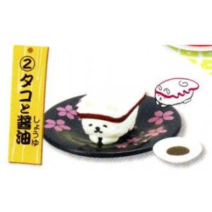 おすし★にゃん [2.タコと醤油]【ネコポス配送対応】 toysanta