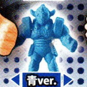 キン肉マン キンケシ02 [7.悪魔将軍 (青Ver.)]【ネコポス配送対応】 toysanta