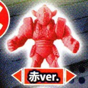 キン肉マン キンケシ02 [8.悪魔将軍 (赤Ver.)]【ネコポス配送対応】 toysanta