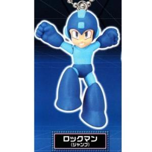 ロックマン フィギュアコレクション [2.ロックマン(ジャンプ)]【ネコポス配送対応】|toysanta