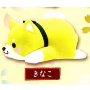 忠犬もちしば だらりんフィギュア [2.きなこ]【ネコポス配送対応】|toysanta