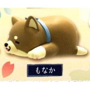 忠犬もちしば だらりんフィギュア [6.もなか]【ネコポス配送対応】|toysanta