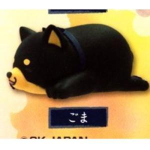 忠犬もちしば だらりんフィギュア [9.ごま]【ネコポス配送対応】|toysanta