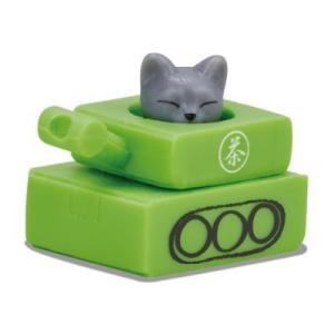 猫とダンボール戦車 [3.くろねことダンボール戦車(お茶)]【ネコポス配送対応】|toysanta