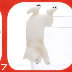 PUTITTO 柴犬 SHIBAINU [7.白毛(ぶらさがり)]【ネコポス配送対応】|toysanta