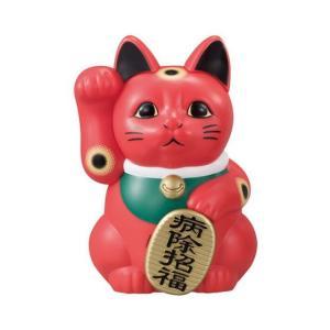 カプセルジャポン まねき猫 [2.赤猫]【 ネコポス不可 】|toysanta