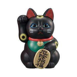カプセルジャポン まねき猫 [3.黒猫]【 ネコポス不可 】|toysanta