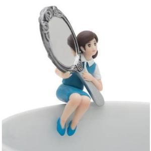 コップのフチ子6 [4.鏡のフチ子]●【ネコポス配送対応】|toysanta