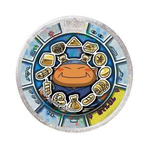 妖怪ウォッチ 妖怪トレジャーメダルGP05 [5.おでんじん:シルバーランク※QRコード未使用]【ネコポス配送対応】|toysanta