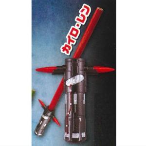 スター・ウォーズライトセーバー鉛筆キャップ [1.カイロ・レン]【ネコポス配送対応】 toysanta