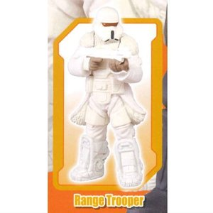 STARWARS スターウォーズ デスクトップ ギャラクティック・エンパイア フィーチャリング ハン・ソロ [3.Range Trooper]●【ネコポス配送対応】 toysanta