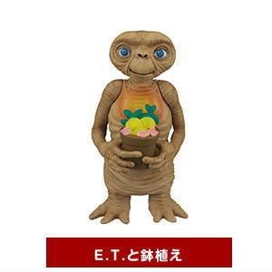 E.T. 名場面コレクション ボクたちの大好きなE.T. [5.E.T.と鉢植え]【ネコポス配送対応】 toysanta