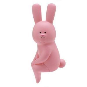スキウサギ かまってよ! フィギュアコレクション [5.座って見つめるスキウサギ]【ネコポス配送対応】|toysanta