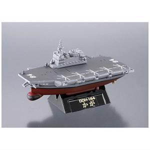 カプセルQミュージアム ワールドシップデフォルメ第3弾 幻の空母信濃と航空機搭載護衛艦編 [4.DDH-184 かが]【 ネコポス不可 】|toysanta
