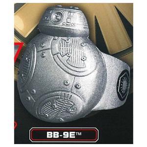 スター・ウォーズ ダイキャストリングコレクション [4.BB-9E]【ネコポス配送対応】|toysanta